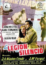 La legión del silencio (1955)