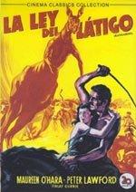 La ley del látigo (1952)