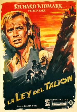 La ley del talión (1956)