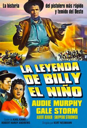 La leyenda de Billy el Niño (1950)