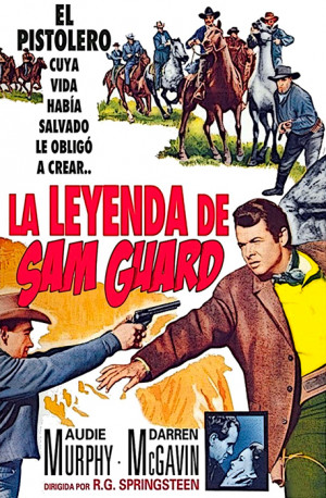 La leyenda de Sam Guard (1964)