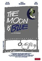 La luna es azul