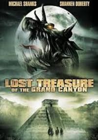 La maldición del tesoro azteca