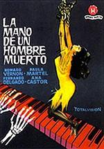 La mano de un hombre muerto (1962)
