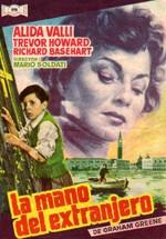 La mano del extranjero (1954)