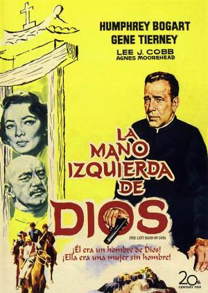 La mano izquierda de Dios (1955)