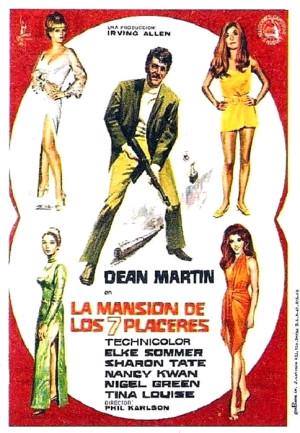 La mansión de los siete placeres (1968)