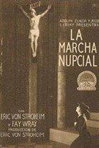 La marcha nupcial (1928)