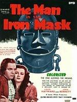La máscara de hierro (1939)