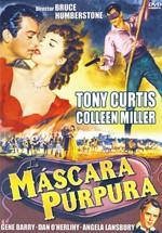 La máscara púrpura (1955)