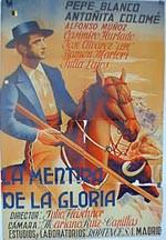 La mentira de la gloria (1946)