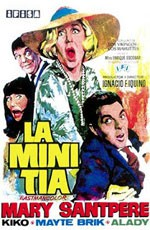 La mini tía (1968)
