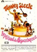 La mitad de seis peniques (1967)