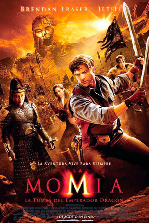 La momia: La Tumba del Emperador Dragón (2008)