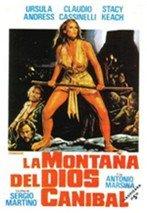 La montaña del dios caníbal (1978)