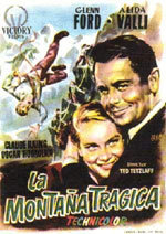 La montaña trágica (1950)