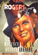 La muchacha de la Quinta Avenida (1939)