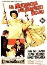 La muchacha del trapecio rojo (1955)