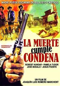 La muerte cumple condena (1966)