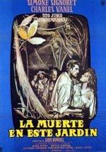 La muerte en este jardín (1956)