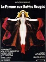 La mujer con botas rojas (1974)
