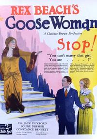 La mujer de los gansos (1925)