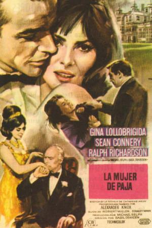 La mujer de paja (1964)