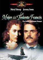 La mujer del teniente francés (1981)