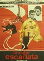 La mujer escarlata (1969)