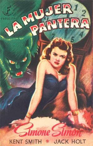 La mujer pantera (1942)