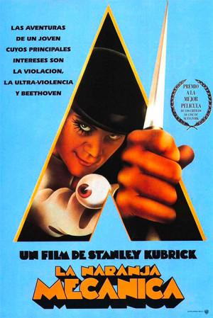 La naranja mecánica (1971)