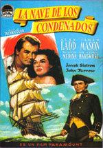 La nave de los condenados (1953)