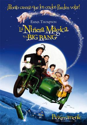 La niñera mágica y el Big Bang (2009)