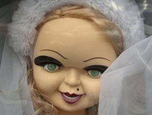 Muñeco busca chica