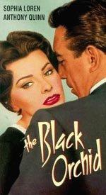 Orquídea negra (1958)