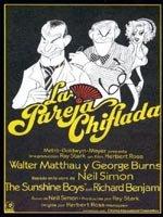 La pareja chiflada (1975)