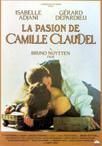 La pasión de Camille Claudel (1988)