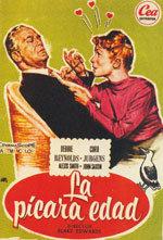 La pícara edad (1958)