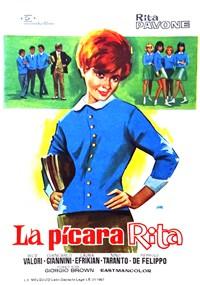 La pícara Rita (1966)