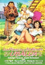 La pícara y ardiente Ubalda