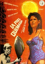 La piel quemada (1967)