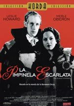 La Pimpinela Escarlata (1934)