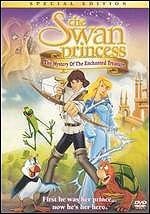 La princesa cisne III. El misterio del reino encantado (1998)