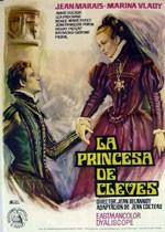 La princesa de Cleves (1961)