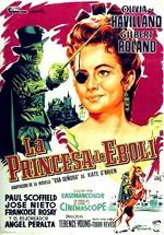 La princesa de Éboli (1955)