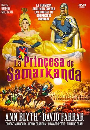 La princesa Samarkand