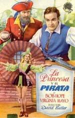 La princesa y el pirata (1944)