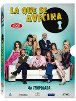 La que se avecina (4ª temporada) (2010)