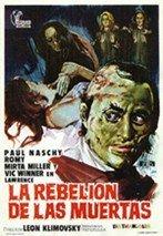 La rebelión de las muertas
