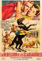 La rebelión de los gladiadores (1958)